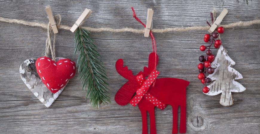 7 Christmas craft ideas