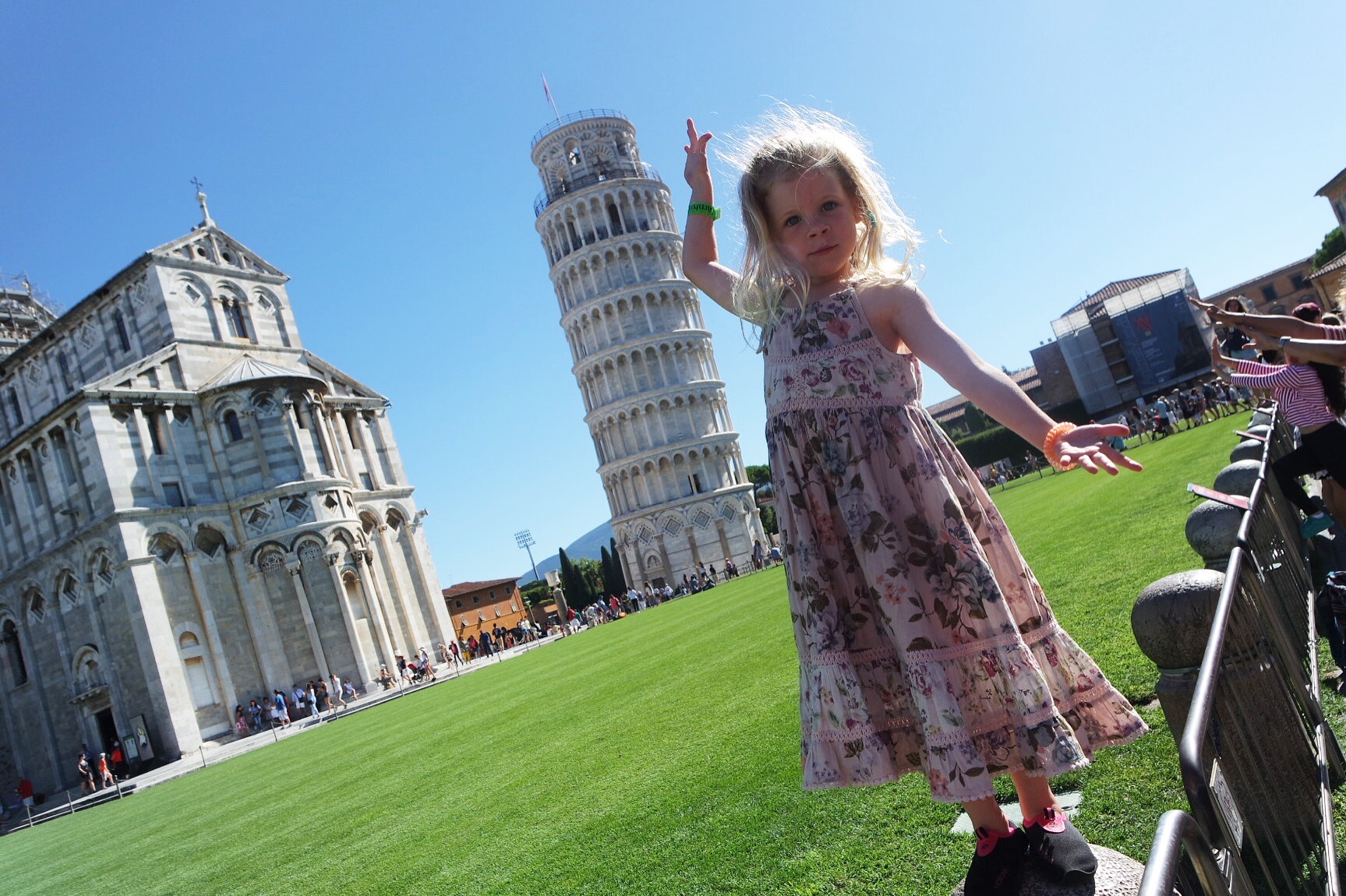 My top 10 family-friendly things to do when visiting Italy