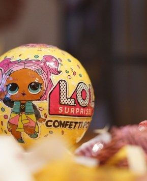 It's a L.O.L. SURPRISE! Confetti Pop Valentine's kind of day