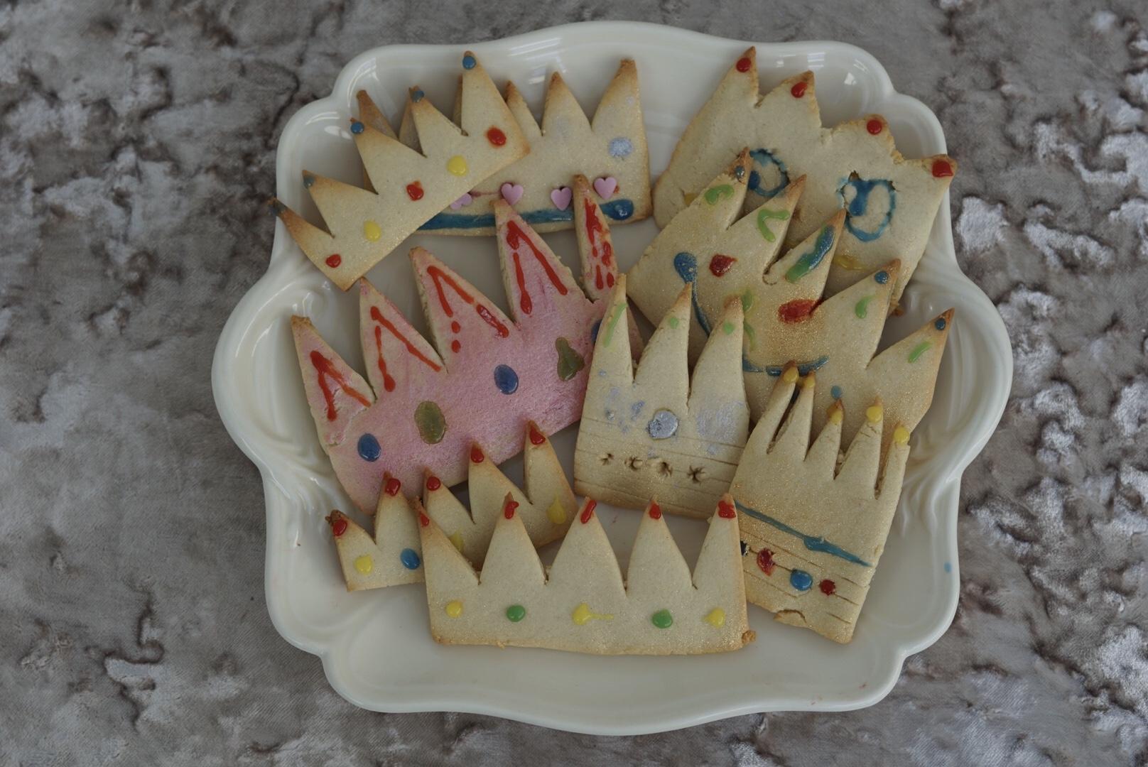 #recipe Royal Crown cookies
