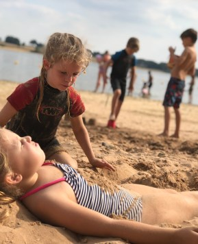 Summer family fun at Rutland water