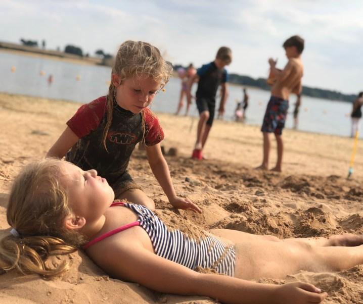 Summer family fun at Rutland water