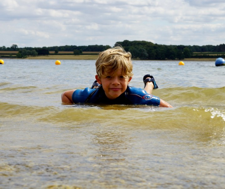 Free days out with the kids: Rutland Water