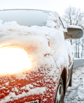 Top 5 tips to check your car over before Winter