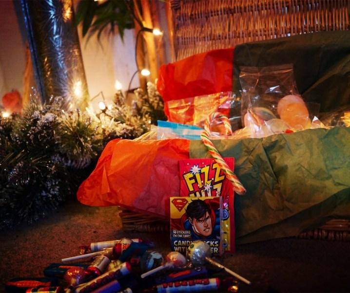 Christmas Gifting with Retro Sweet