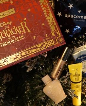 The November Birchbox is a nutcracker!