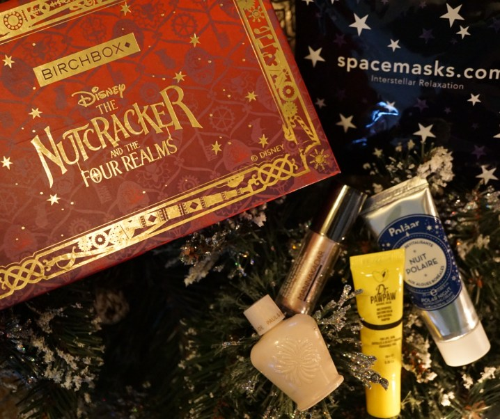 The November Birchbox is a nutcracker!