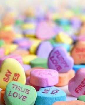 A Valentine's Day treasure hunt with Wayfair
