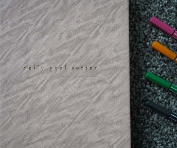 Top tips on how to use the daily goal setter #competition