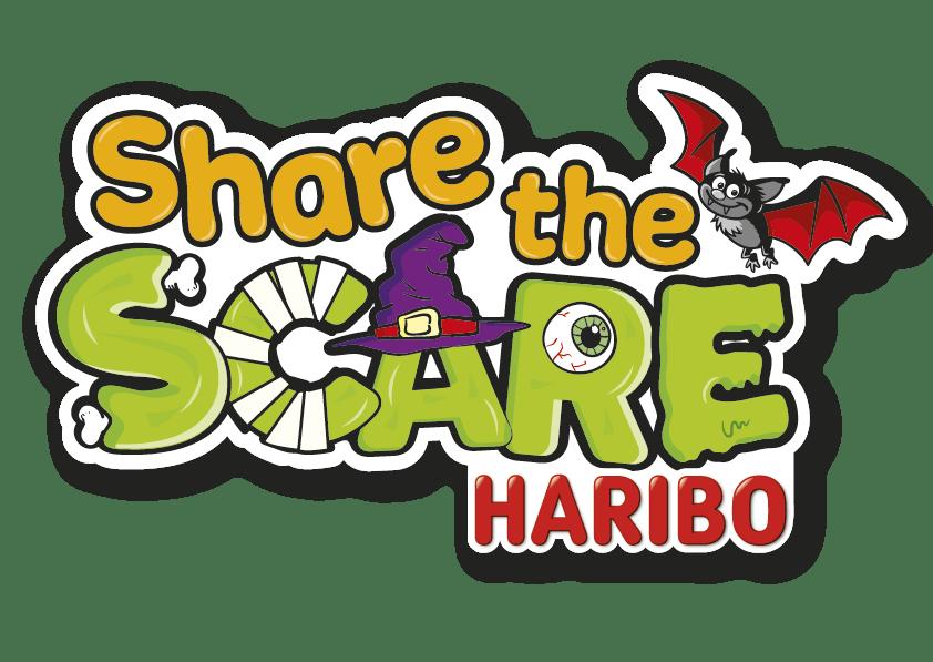 #HariboShareTheScare