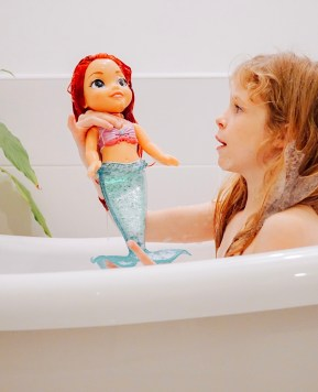 Disney Princess Sing and Sparkle Ariel review