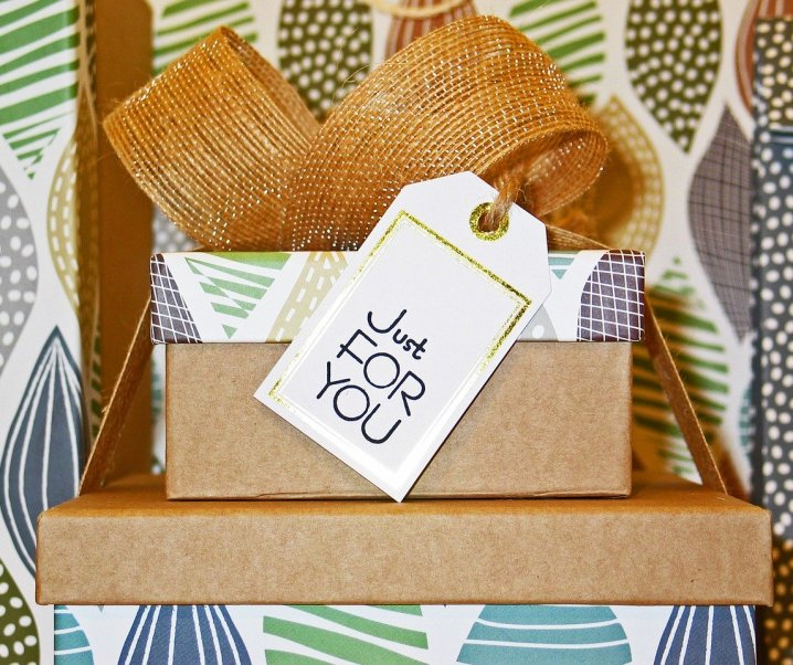Simple ideas for meaningful gift-giving