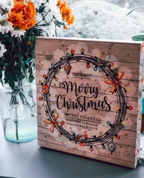 Win a Mad Beauty advent calendar