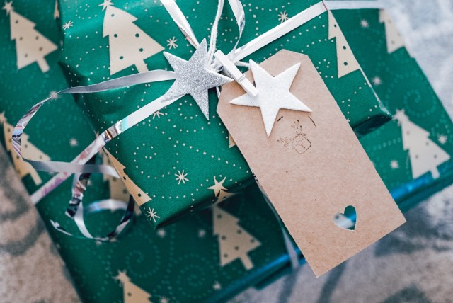 Stack up gifts
