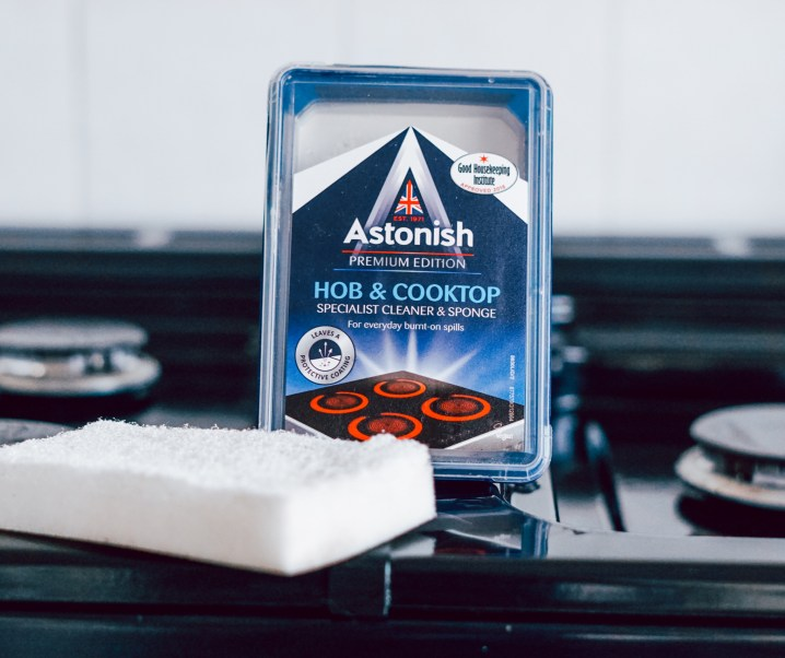 Win a prize package with Astonish to deliver #AstonishingResults