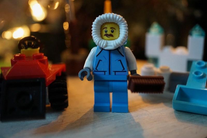 Winter LEGO