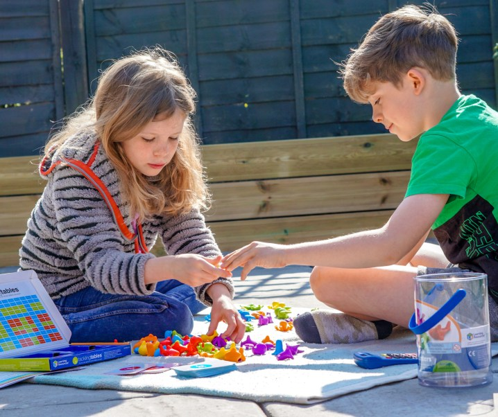Homelearning made fun with Learning Resources #competition