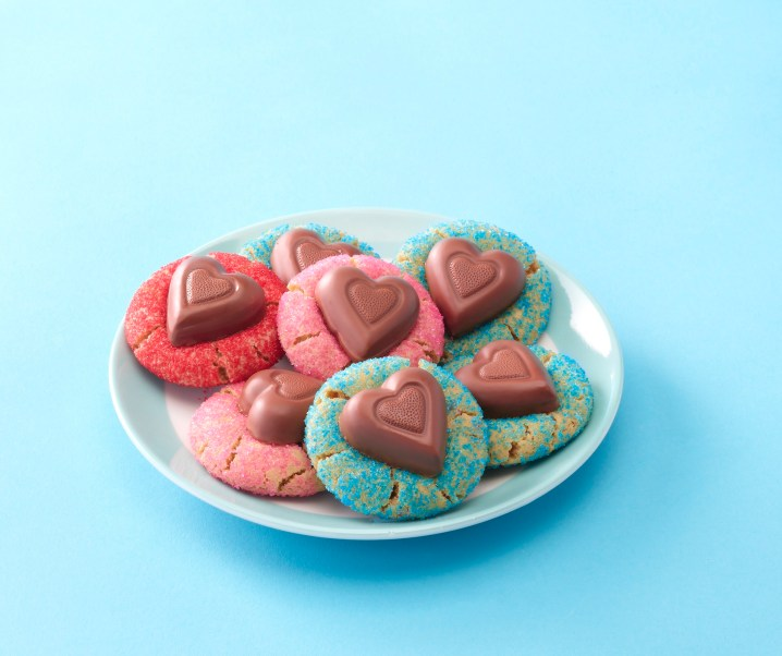 #recipe SKIPPY® Peanut Butter Sweethearts