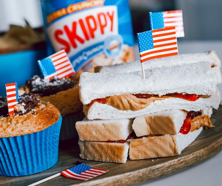 Celebrate #SKIPPY4July with America's SKIPPY® Peanut Butter
