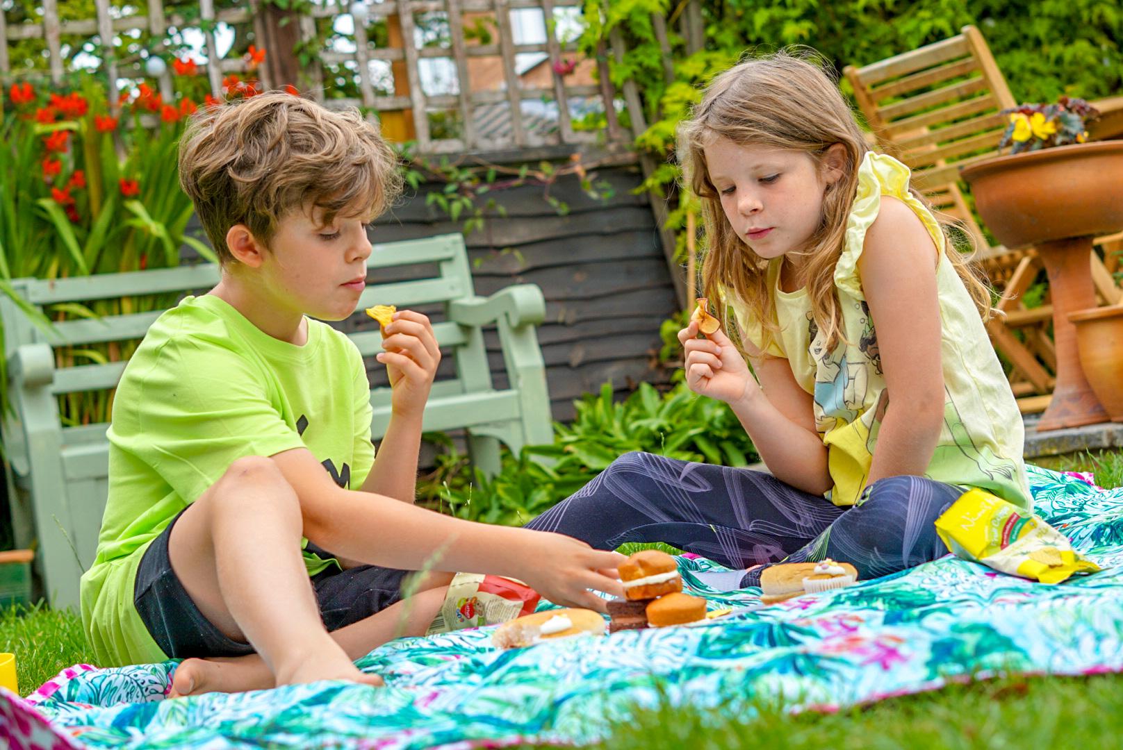 bonding activities picnic