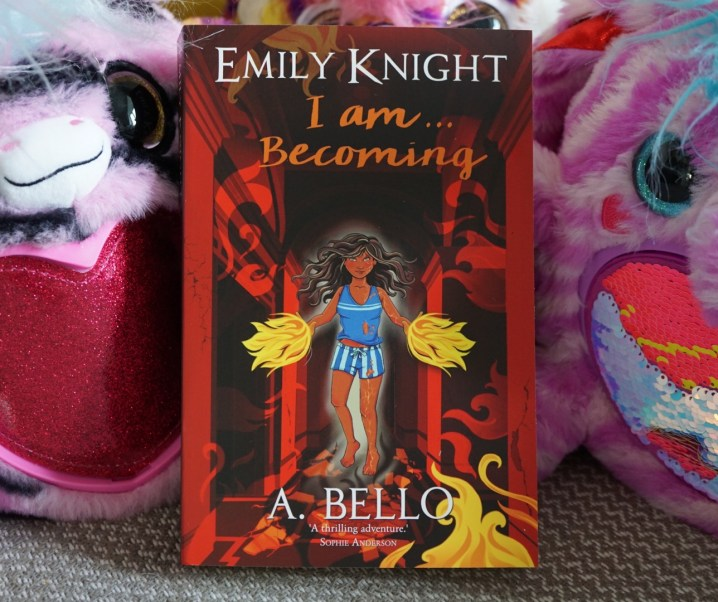 An exciting new book in the Emily Knight series I am… Becoming