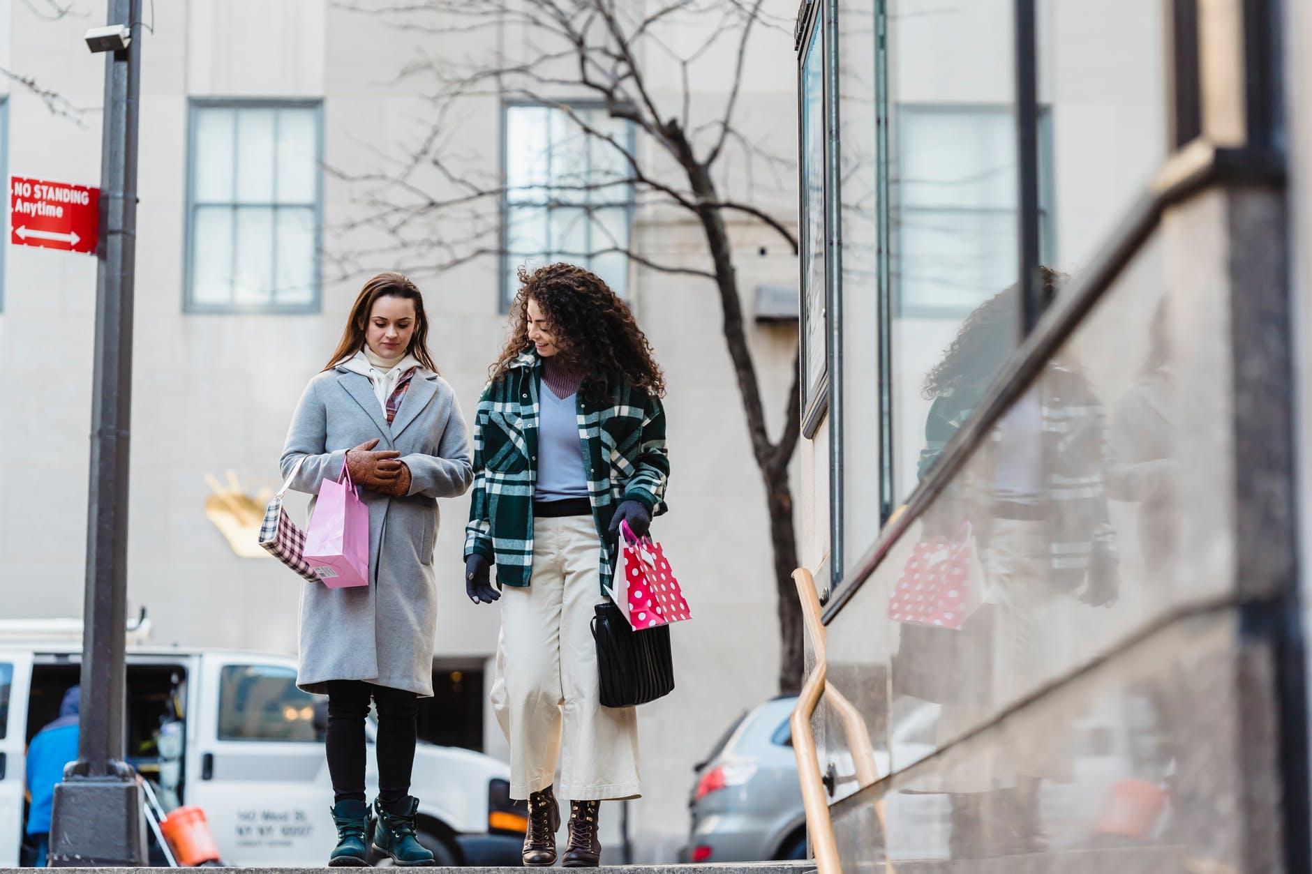 fashion inspiration shopping habits
