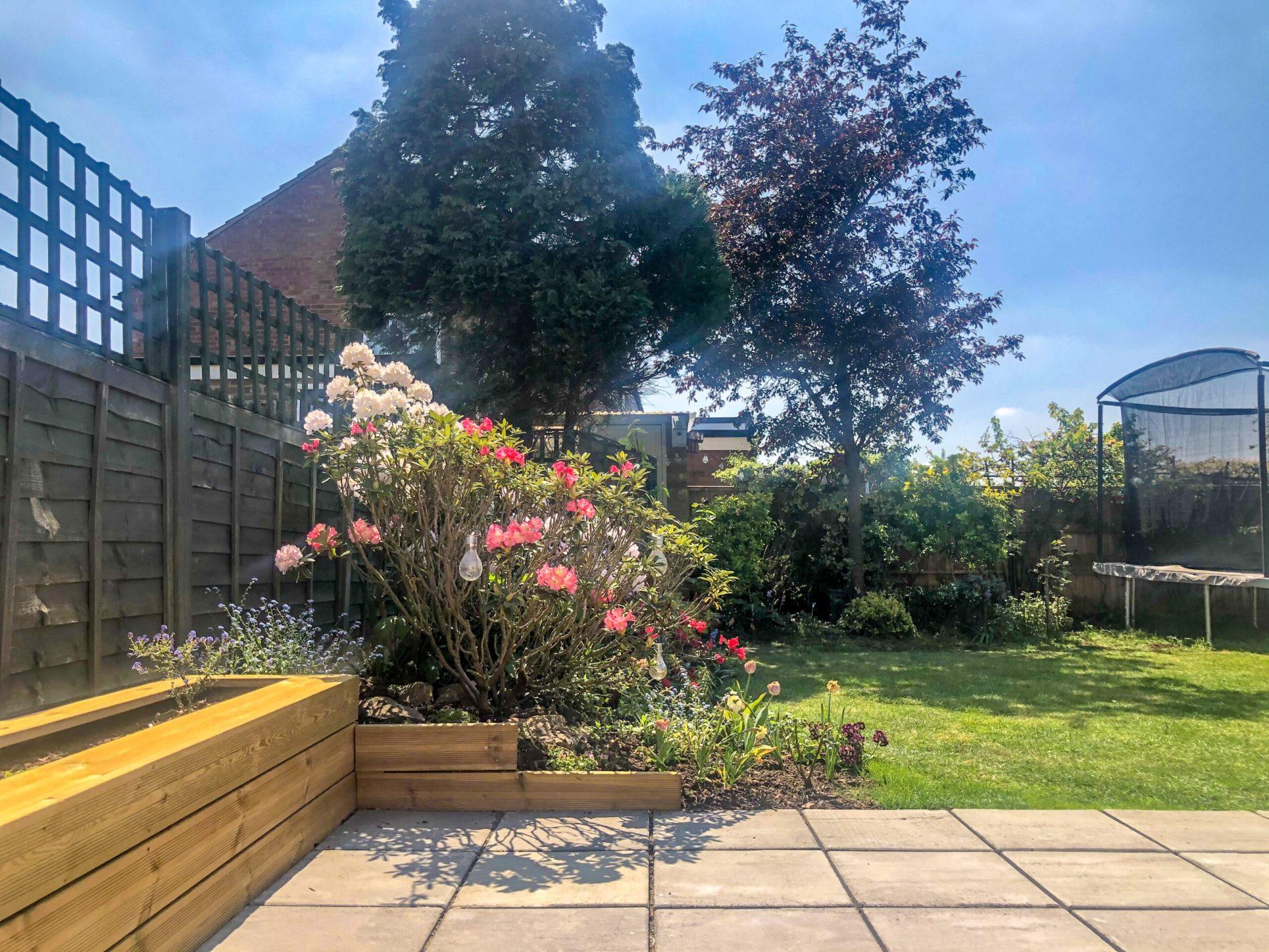 outdoor space garden