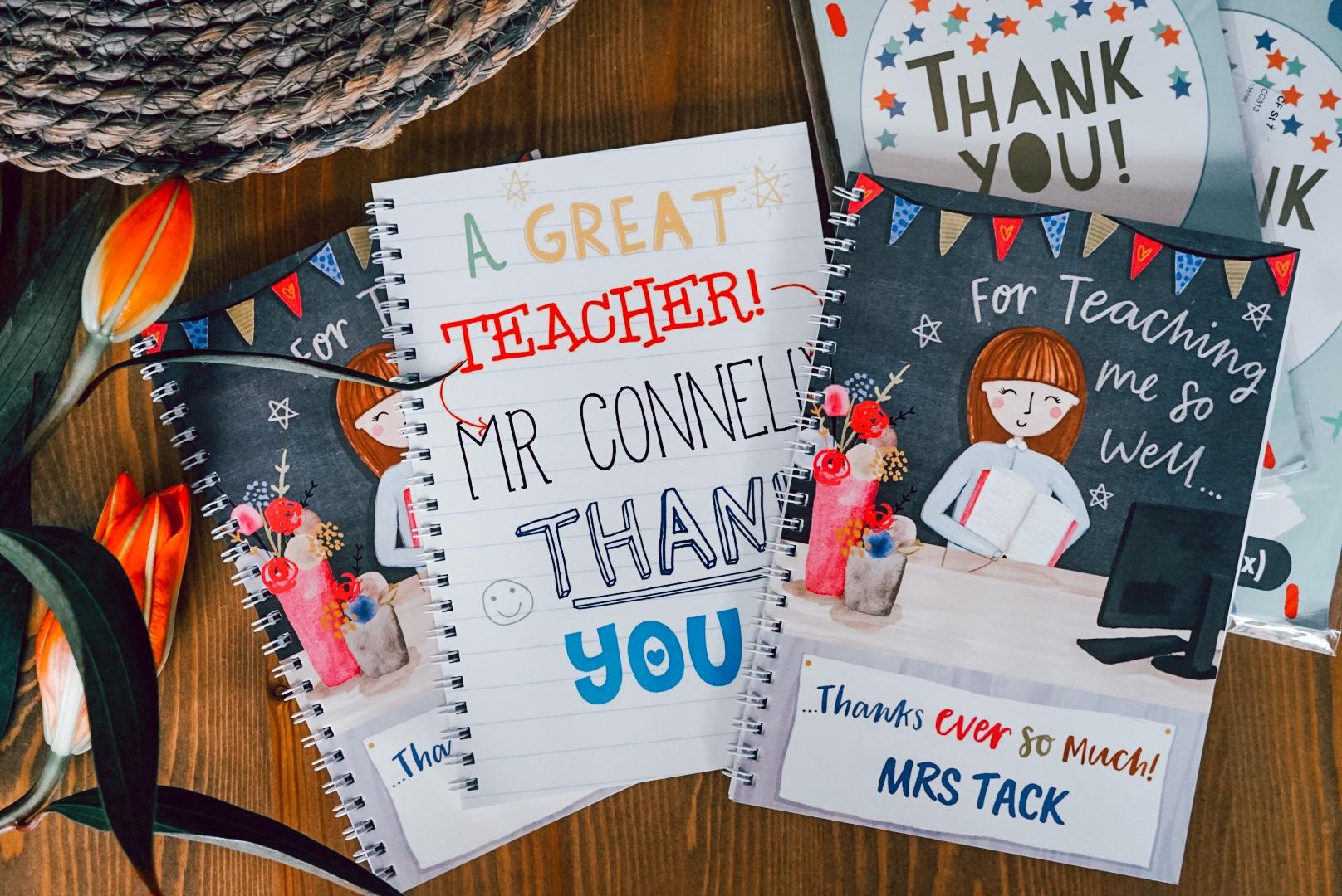 Thanks to a teacher