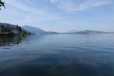 Zug lake Swiss Switzerland