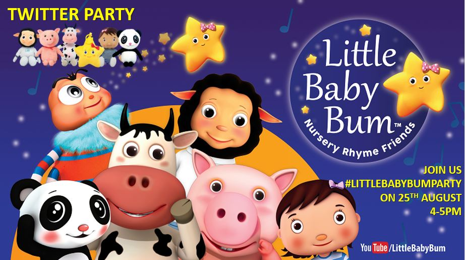 little baby bum toys uk
