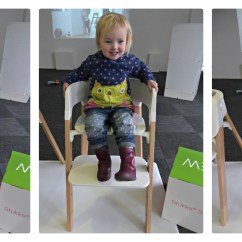 Stokke High Chair Second Hand Carlo Di Carli Chairs Steps First Look At The New All In One Modular Highchair Happy Toddler