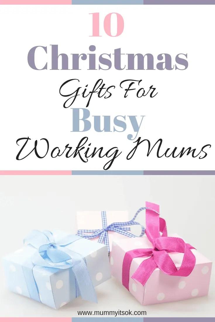 Birthday Present For Busy Mom
