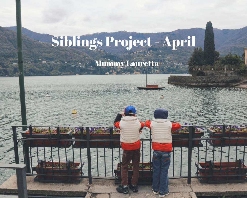 Siblings Project April 18 Blog