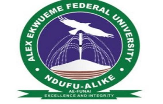 My Logo: Alex Ekwueme Federal University