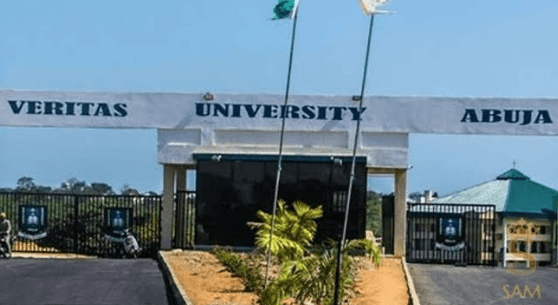 Veritas University Post UTME