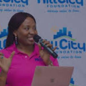 My Logo: Hillcity Foundation Scholarship