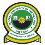 My Logo: FUTO Post UTME Form