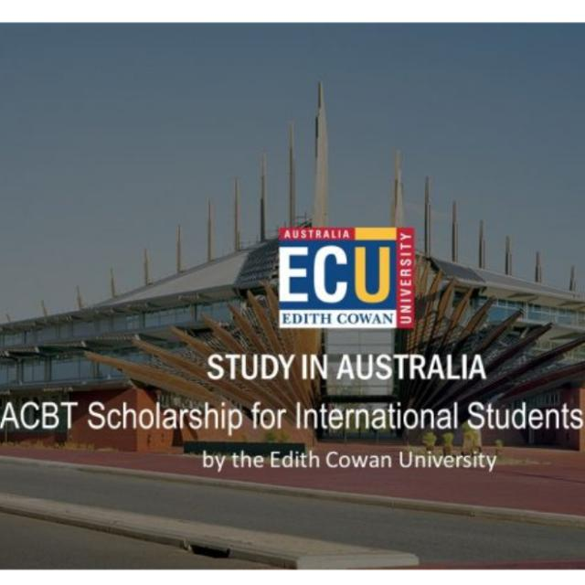 ACBT International Scholarship