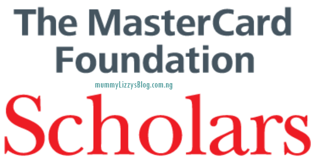 Mastercard Foundation Scholarship