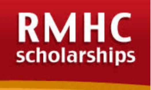 my logo: Ronald McDonald House Scholarships