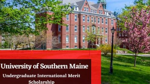 University of Southern Maine Scholarship