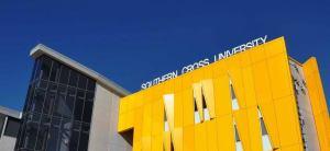My logo : Southern Cross University Scholarship