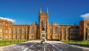 My Logo: Queen's University Belfast Scholarships
