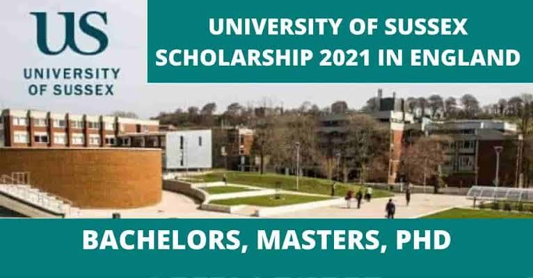 Sussex Graduate Scholarship