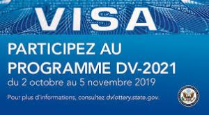 My Logo: American Visa Lottery Application Form
