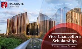 My Logo : Macquarie University Vice-Chancellor's International Scholarship