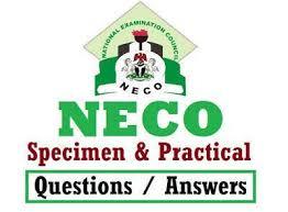 My Logo : NECO Animal Husbandry Practical