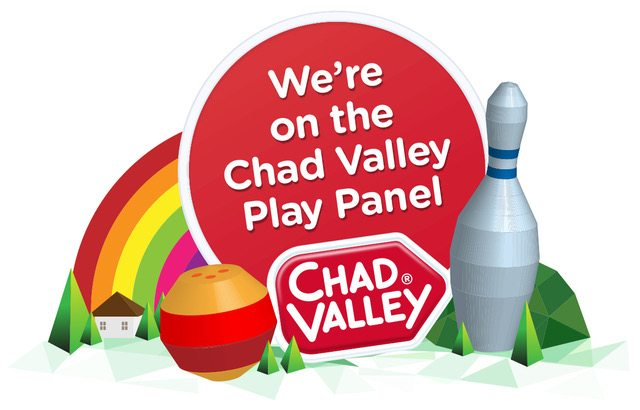 Chad Valley Play Panel Argos Voucher Giveaway Competition