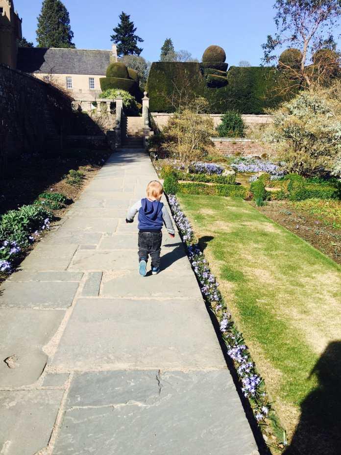 Weekend Photos | National Trust for Scotland Crathes Castle Aberdeenshire