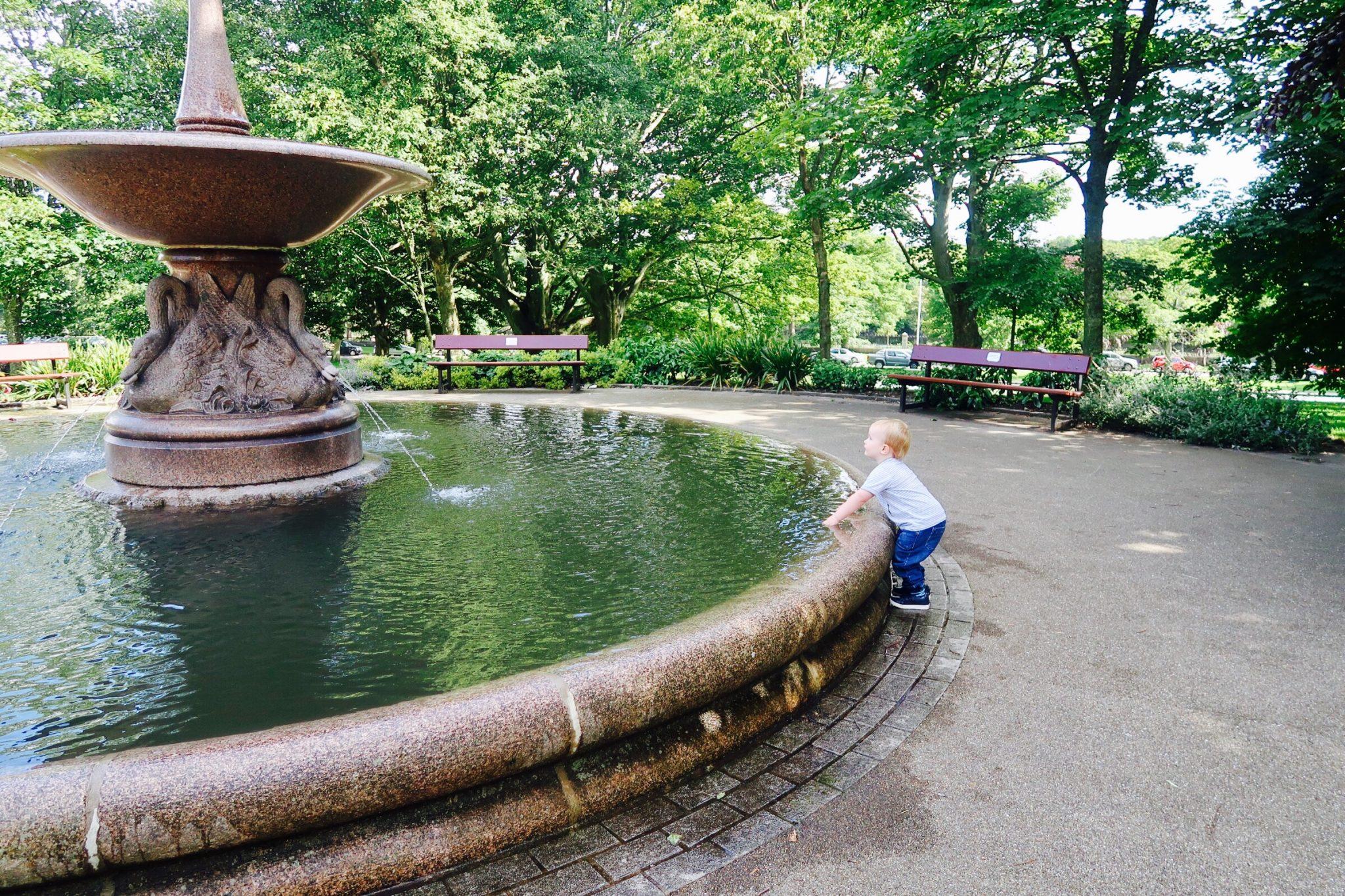 weekend photos u0026 vlog play parks winter gardens u0026 football